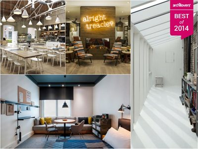Most Loved London interiors 2014