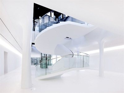 Dutch Design Awards - Best interior: and the winner is …... the Drents Museum