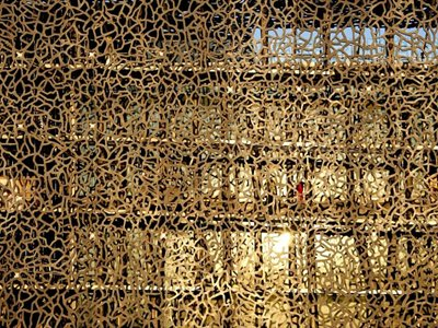 Marseille: The new MuCEM designed by Rudy Ricciotti