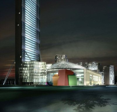 Citylife: the foundations have been laid for the tallest building in Italy