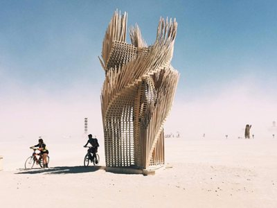 From dust to dust: the best spotted at Burning Man 2016