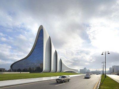 Heydar Aliyev Center: a new cultural centre designed by Zaha Hadid