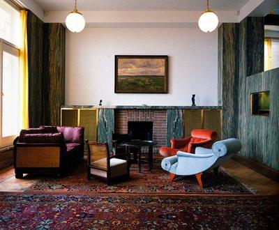 Inspiring Interiors by Adolf Loos