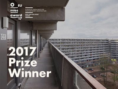 Mies van der Rohe Award 2017: and the winners are...