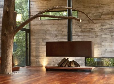 5 Exquisite  Fireplaces To Get You Hyped For Winter