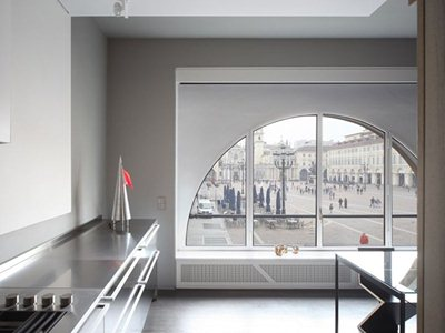 UDA Architetti's (In)discreet eye in Turin