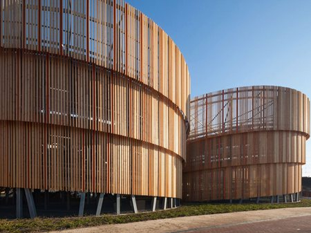 Curved Roofs Album On Archilovers The Professional