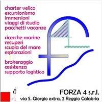 ForzaQuattro Charter Vela