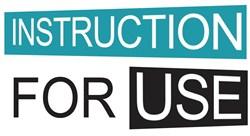 IFU INSTRUCTIONFORUSE