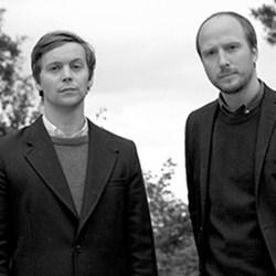 Carl Jägnefelt & Joacim Wahlström