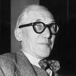 Charles Edouard Jeanneret Le Corbusier Architect Paris France