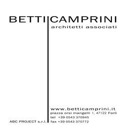 architetti associati betti camprini