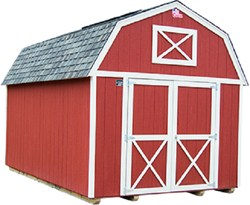 Rent to Own  Barns