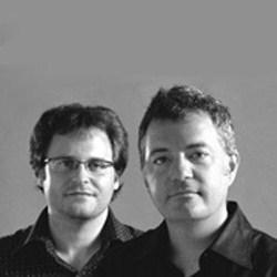 Xavier Claramunt e Miquel de Mas