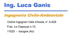 LUCA GANIS