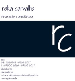 Reka Carvalho Architettura e decorazione