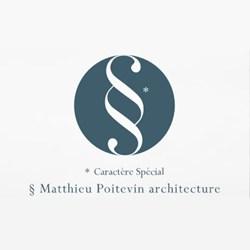 Caractère Spécial § Matthieu Poitevin Architecture