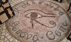 il mosaico genova cairo dal 1800