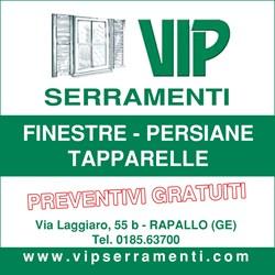 VIP serramenti Rapallo Genova