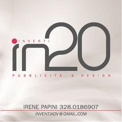 In20 Inventi Pubblicità e Design