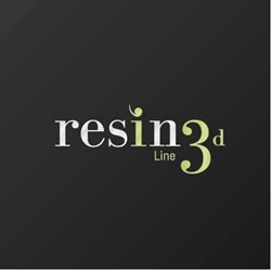 Resin 3d line