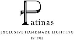 Patinas Lighting's Logo