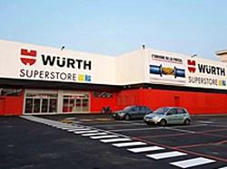 Punto Vendita Würth Superstore