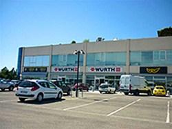 Wurth punto vendita bologna borgo panigale retailer for Hotel bologna borgo panigale