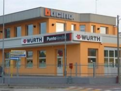 Wurth Punto Vendita Padova