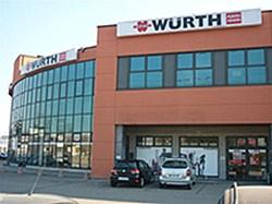 Wurth Punto Vendita Vicenza