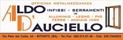 Aldo D'Auciello - Infissi & Serramenti
