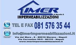 IMER IMPERMEABILIZZAZIONI DI MEROLLA S.