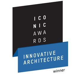 ICONIC AWARDS Innovative Architecture - Winner