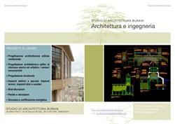 Studio di progettazione - Architettura e ingegneria