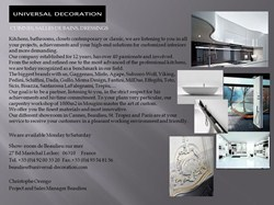 Universal Decoration Beaulieu