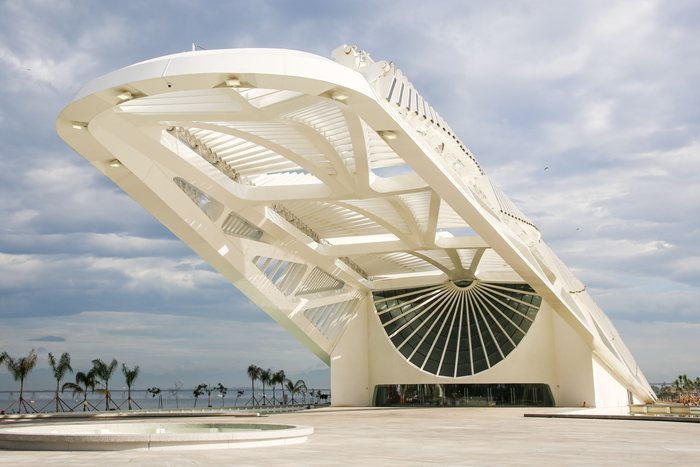 The Museu do Amanhã - Museum of Tomorrow