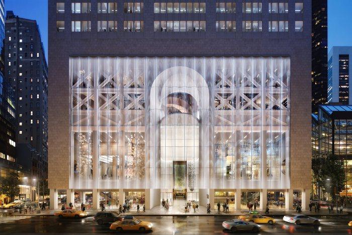 550 Madison Avenue
