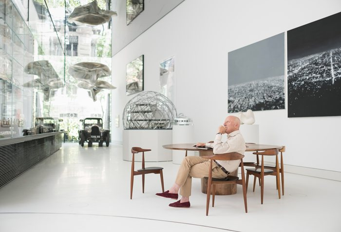 The Pavilion - Norman Foster Foundation