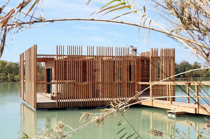 Eco Domaine Cabanes des Grands Cépages
