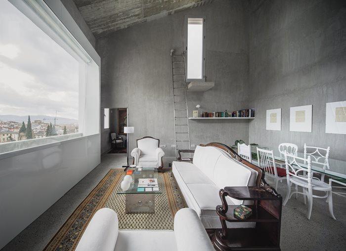 8 experimental apartments in Realejo