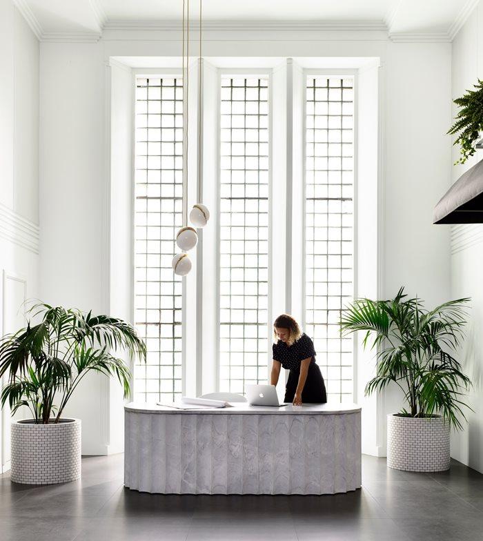 Artedomus showroom