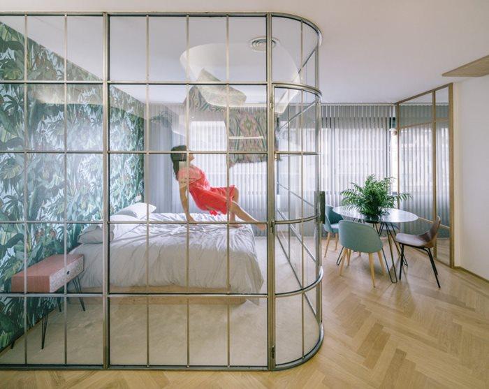 A11_Tres apartamentos en Madrid