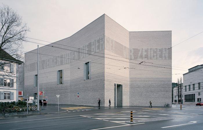 Kunstmuseum Basel Extension