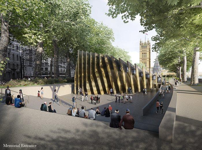 UK National Holocaust Memorial