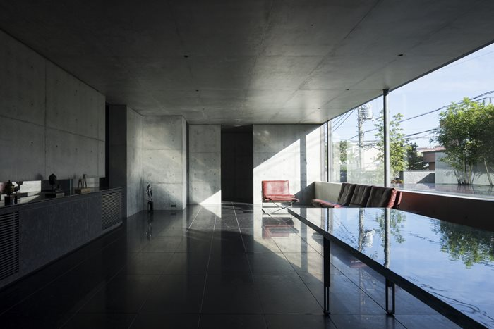 House of Senzoku-Ike | Monolith