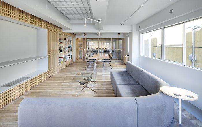 Dappled House 4F / Private Lounge