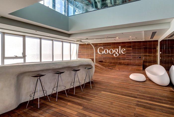 New Google Tel Aviv Office