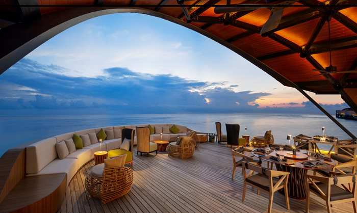 The Westin Maldives Resort