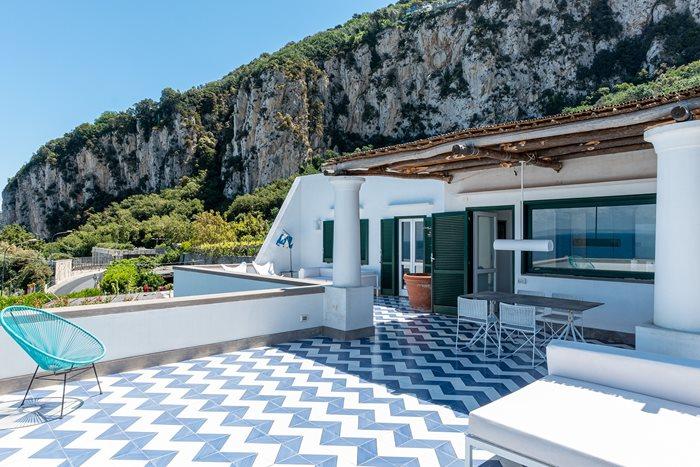 Dimora a Capri