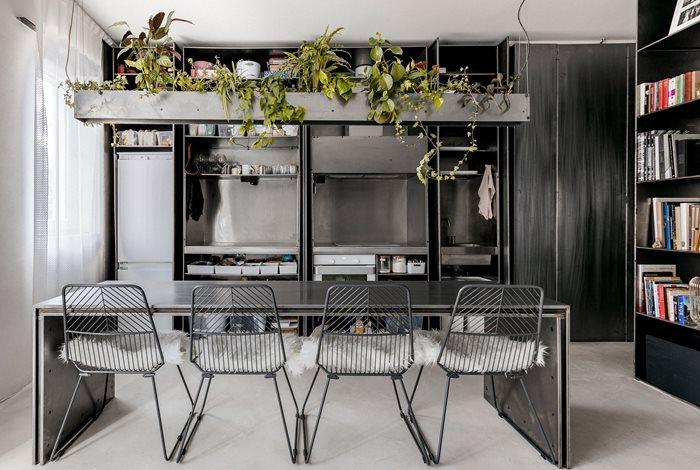 Zero-room apartment